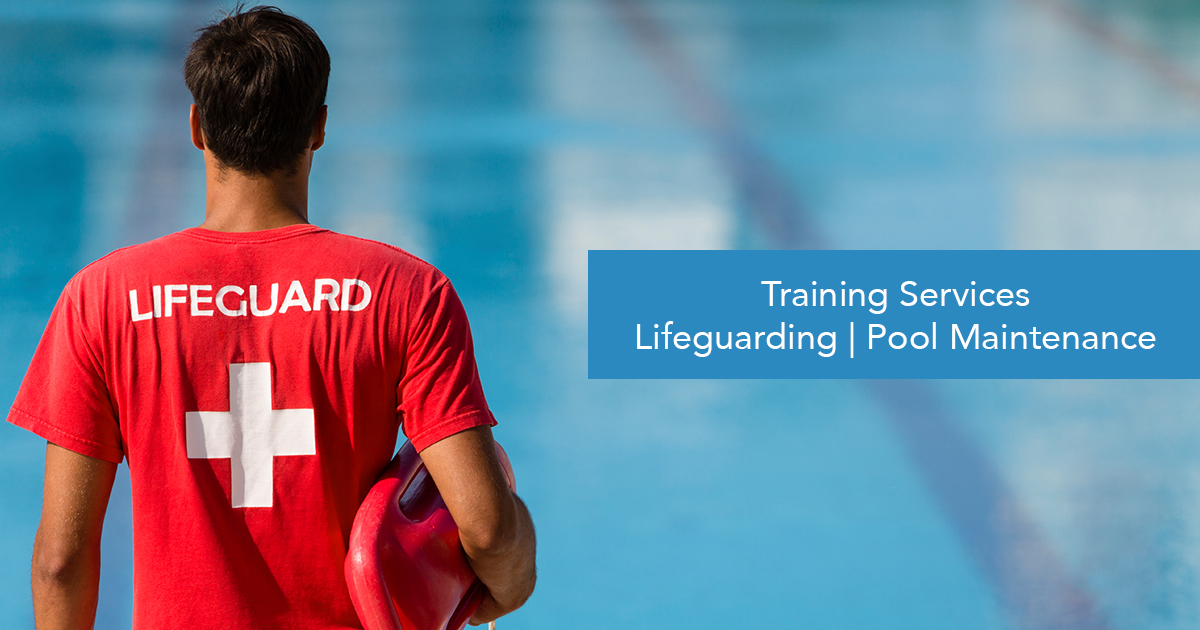 Lifeguard Training Pool Maintenance Training Health