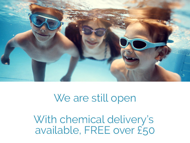 Free deliveries on chemicals