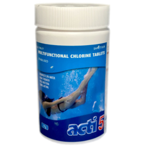 20g Spa Multifunctional Tablets - 1kg