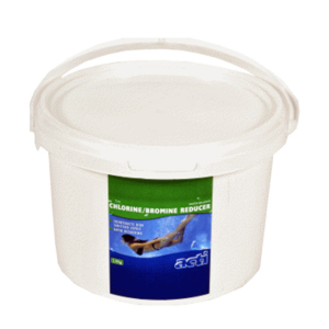 Chlorine and Bromine Reducer - 2.5kg Tub For Swimming Pools