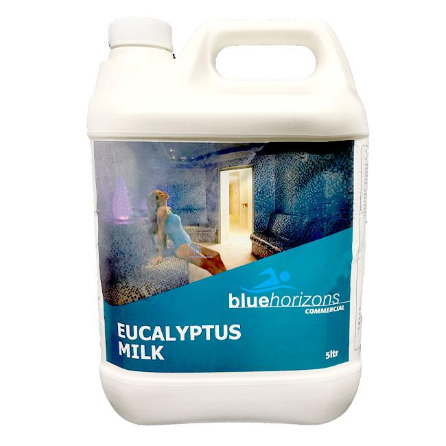 Eucalyptus Milk For Sauna & Spa - 5 Litre