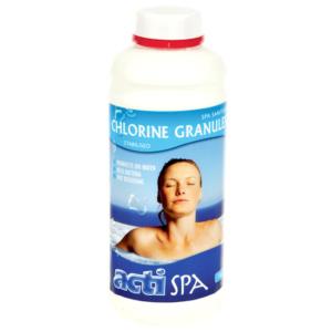 Spa Stabilised Chlorine Granules - 1kg