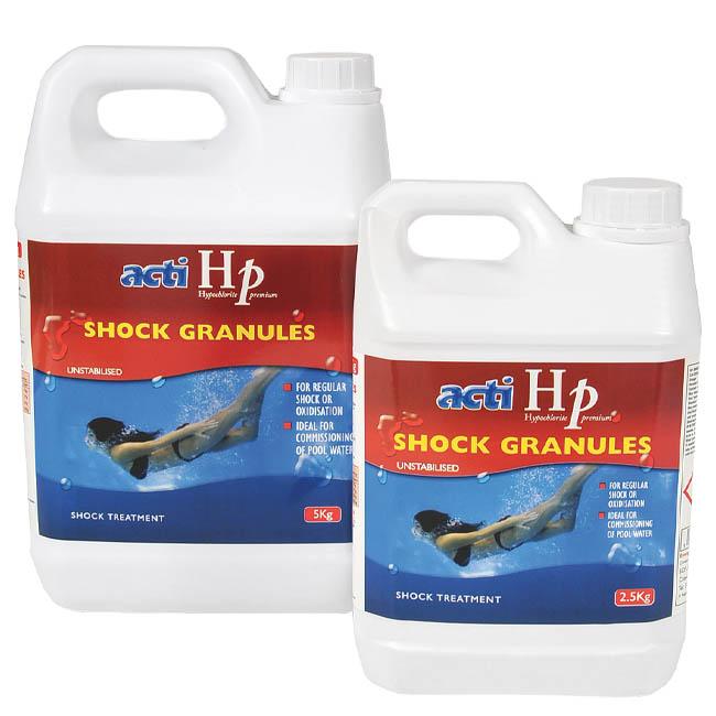 Swimming Pool Shock Granules