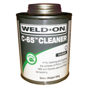 Weld-on C65 Pipework Cleaner For Swimming Pool Systems